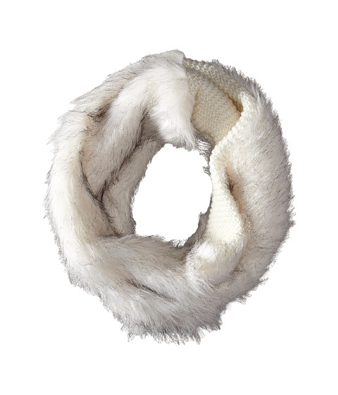 Accesorii Femei BCBGeneration Fur Love Cowl Moon Beam