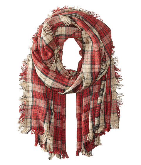 Accesorii Femei Steve Madden Missing Check Daywrap Red