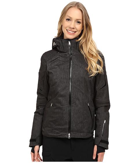 Imbracaminte Femei Spyder Hera Jacket Black DenimBlackBlack
