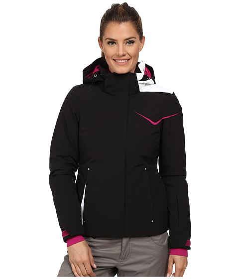 Imbracaminte Femei Spyder Amp Jacket BlackWildWhite