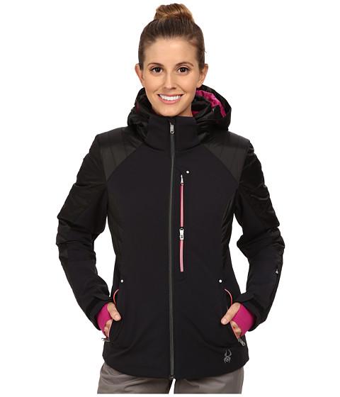 Imbracaminte Femei Spyder Facyt Jacket BlackWild