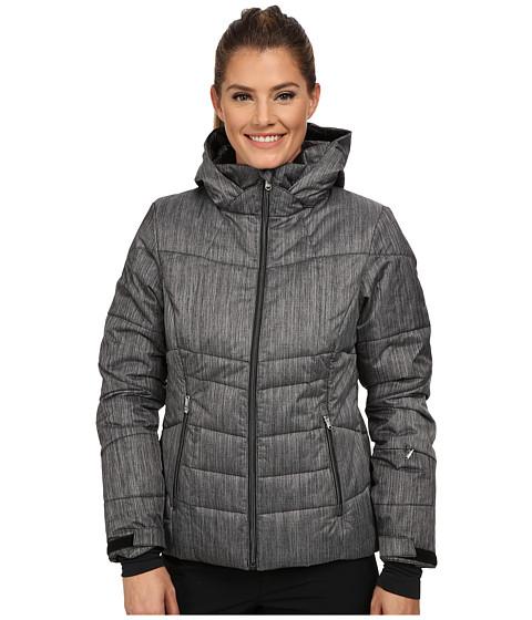 Imbracaminte Femei Spyder Alia Jacket Black Linen Fabric