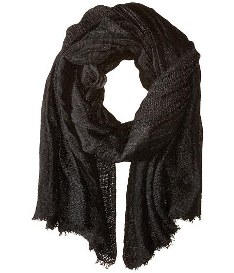 Accesorii Femei Betsey Johnson Delicate Shimmer Day Wrap Black