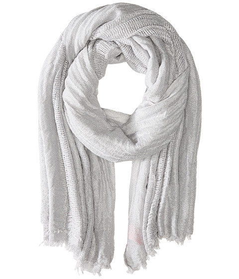 Accesorii Femei Betsey Johnson Delicate Shimmer Day Wrap Silver