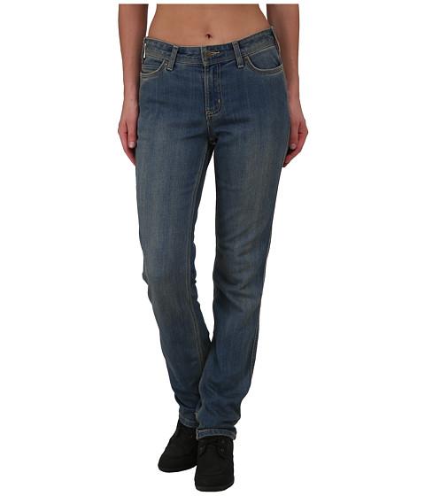 Imbracaminte Femei Carhartt Slim Fit Nyona Jeans Washed Indigo