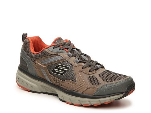 Incaltaminte Barbati SKECHERS Geo-Trek Pro Force Hiking Shoe - Mens Brown
