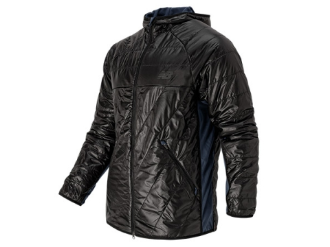 Imbracaminte Barbati New Balance NB Heat Hybrid Jacket Black