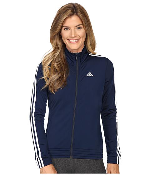 Imbracaminte Femei adidas 3-Stripes Jacket Collegiate NavyWhite