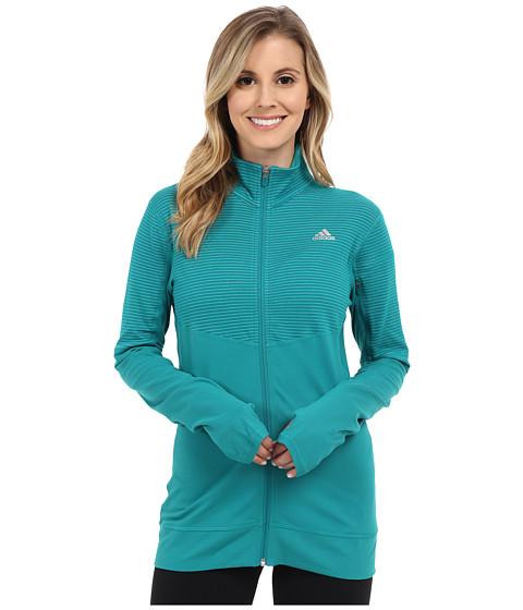 Imbracaminte Femei adidas Lightweight Full Zip Jacket EQT GreenEQT GreenMatte Silver