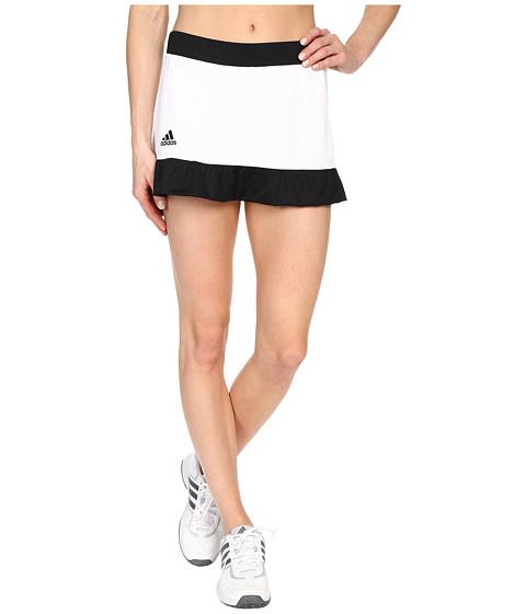 Imbracaminte Femei adidas Court Skort WhiteBlack