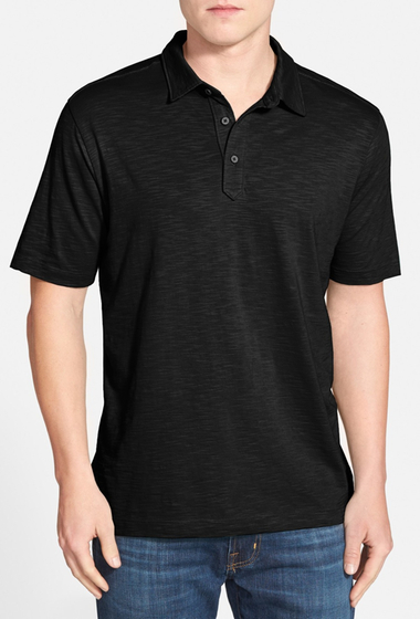 Imbracaminte Barbati Tommy Bahama Portside Player Spectator Space Dye Polo BLACK