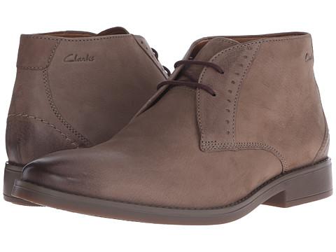 Incaltaminte Barbati Clarks Garren Free Taupe Leather