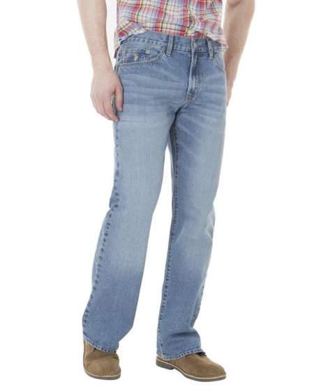 Imbracaminte Barbati US Polo Assn Classic Boot Fit Jeans Blue