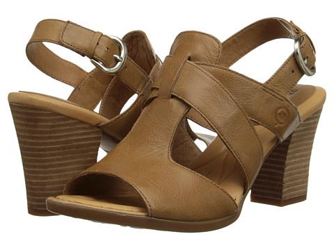 Incaltaminte Femei Born Elly Cuoio (Light Brown) Full-Grain Leather