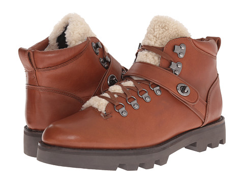 Incaltaminte Barbati COACH Tompkins Hiker Saddle Shearling