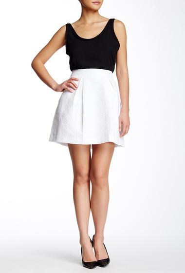 Imbracaminte Femei Trina Turk Ferne Skirt PURE WHITE