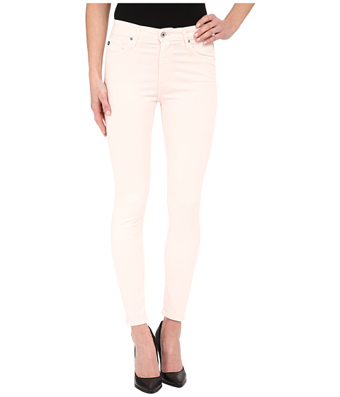 Imbracaminte Femei AG Adriano Goldschmied The Farrah Skinny in Old Vintage Blush Pearl Old Vintage Blush Pearl