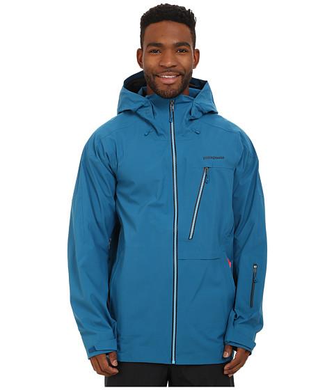 Imbracaminte Barbati Patagonia Untracked Jacket Underwater Blue