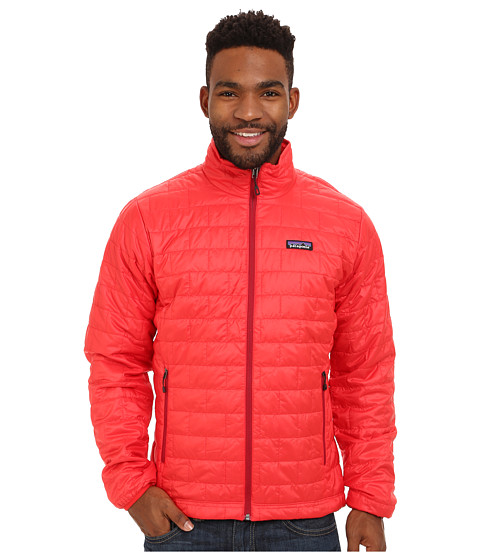 Imbracaminte Barbati Patagonia Nano Puff Jacket French Red