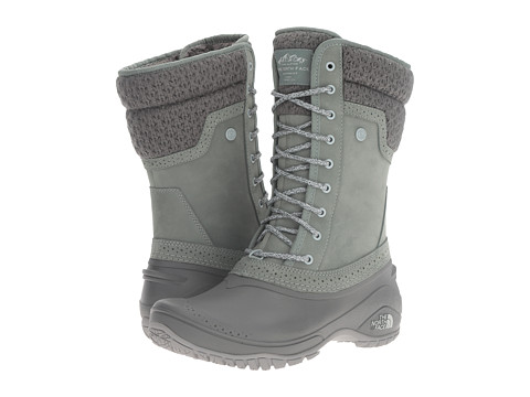 Incaltaminte Femei The North Face Shellista II Mid Duck GreenWrought Iron (Prior Season)