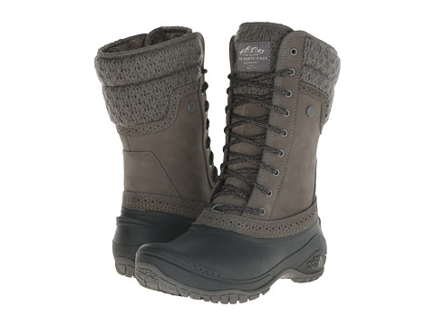 Incaltaminte Femei The North Face Shellista II Mid Plum Kitten GreyPhantom Grey (Prior Season)