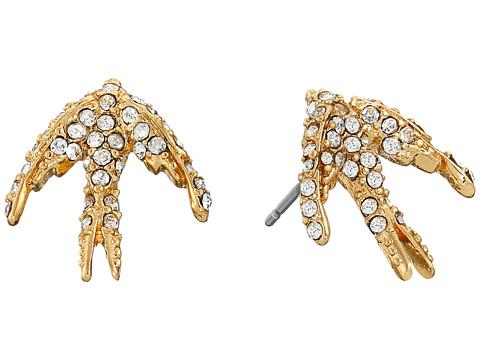 Bijuterii Femei Kate Spade New York Cold Comfort Stud Earrings Clear
