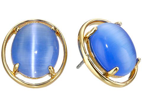 Bijuterii Femei Kate Spade New York Open Rim Studs Earrings Blue