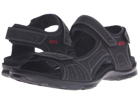 Incaltaminte Barbati ECCO Utah Sandal Black