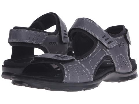 Incaltaminte Barbati ECCO Utah Sandal Titanium