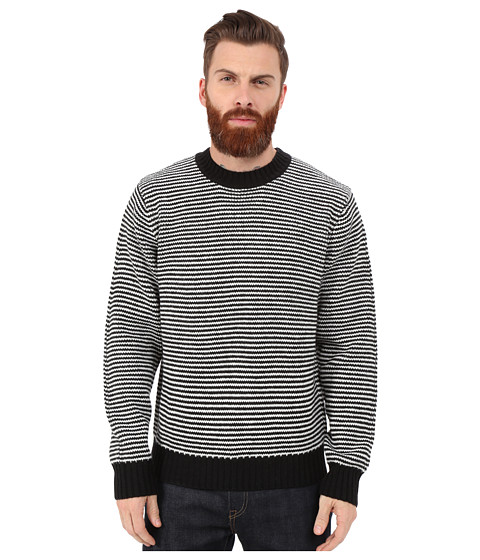 Imbracaminte Barbati Obey Marcus Sweater Black Multi