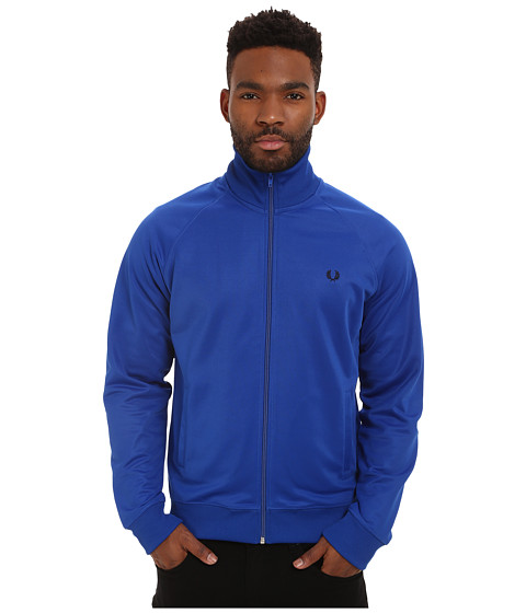 Imbracaminte Barbati Fred Perry Plain Track Jacket Regal