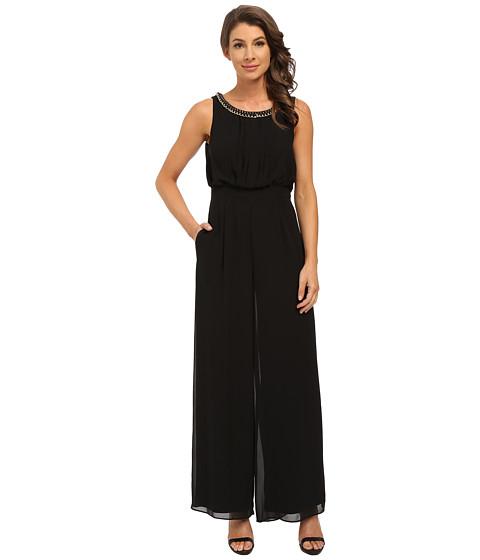 Imbracaminte Femei Jessica Simpson Jumpsuit with Necklace Black