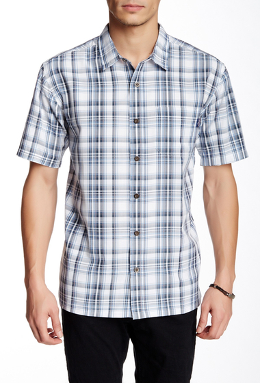 Imbracaminte Barbati Jack O'Neill Largo Plaid Short Sleeve Regular Fit Shirt BLU2
