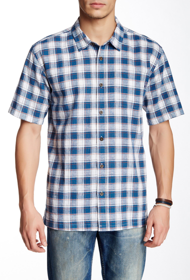 Imbracaminte Barbati Jack O'Neill Myers Plaid Short Sleeve Regular Fit Shirt DBL