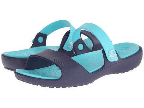 Incaltaminte Femei Crocs Coretta Sandal Nautical NavyPool