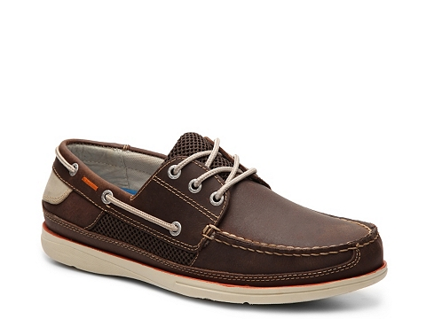 Incaltaminte Barbati Dockers Yost Boat Shoe Chocolate