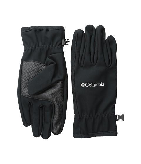 Accesorii Barbati Columbia Ascendertrade Softshell Glove Black 2