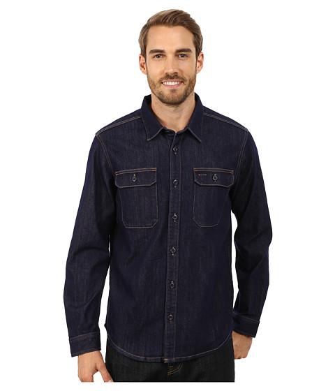 Imbracaminte Barbati Patagonia LS Workwear Shirt Dark Denim