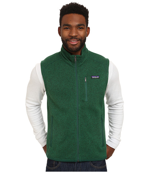 Imbracaminte Barbati Patagonia Better Sweater Vest Hunter Green
