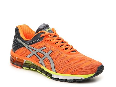 Incaltaminte Barbati ASICS GEL-Quantum 180 Performance Running Shoe - Mens Orange