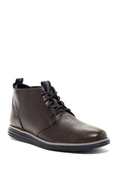 Incaltaminte Barbati Cole Haan Original Grand Chukka Boot MAGNET