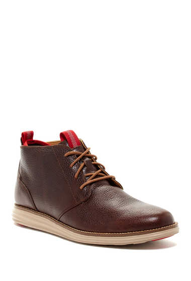 Incaltaminte Barbati Cole Haan Original Grand Chukka Boot CHESTNUT