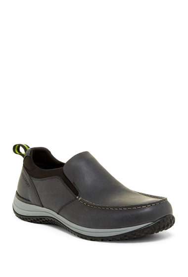 Incaltaminte Barbati Rockport W360M Moc Slip-On Sneaker - Wide Width Available BLACK
