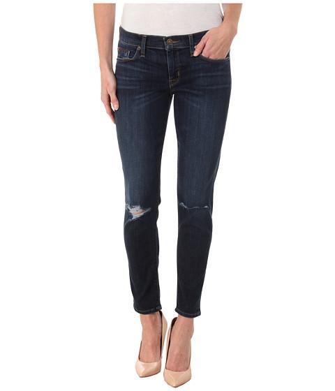 Imbracaminte Femei Hudson Finn Boy Skinny Jeans Distressed in Convoy Convoy