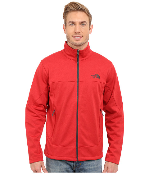 Imbracaminte Barbati The North Face Canyonwall Jacket TNF Red HeatherTNF Red Heather