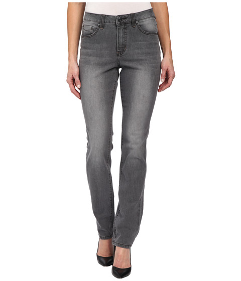 Imbracaminte Femei Jag Jeans Sydney High Rise Straight Alpha Denim in Industrial Grey Industrial Grey