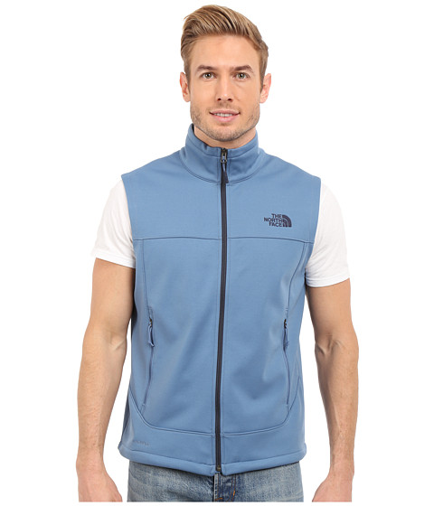 Imbracaminte Barbati The North Face Canyonwall Vest Moonlight BlueMoonlight Blue