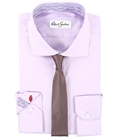 Imbracaminte Barbati Robert Graham Rocky Dress Shirt Lavender