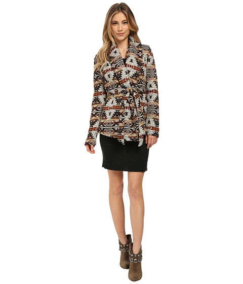 Imbracaminte Femei BB Dakota Marsha Printed Fleece Jacket Multi