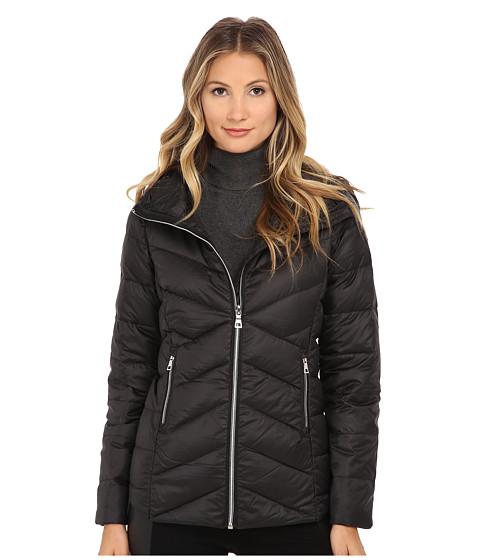 Imbracaminte Femei Sam Edelman Hooded Packable Down Jacket Black